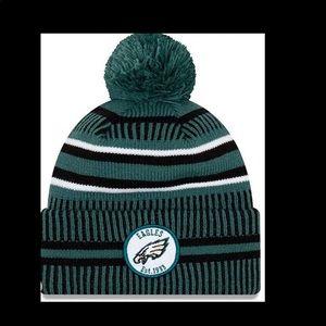New era sport knit beanie